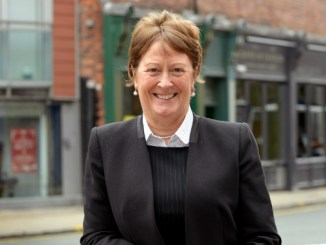 Christine Moore, CEO of Manchester Credit Union