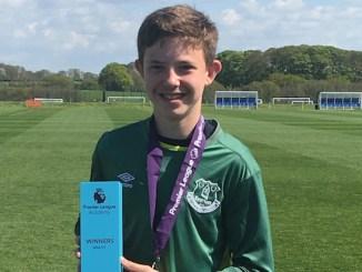 Young goalkeeper Dan Rose