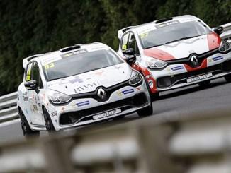 Kyle Hornby, Renault UK Clio Cup, Oulton Park