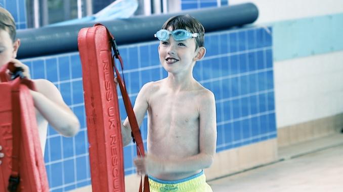 Life Leisure swimming