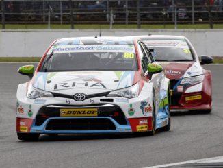Tom Ingram, Speedworks Motorsport, Silverstone