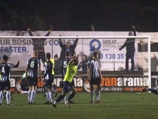 Spennymoor 1-3 Stockport County