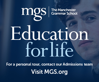 Manchester Grammar School advert