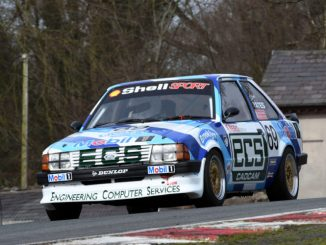 Steve Yates, from Stockport, took two class wins at Oulton Park
