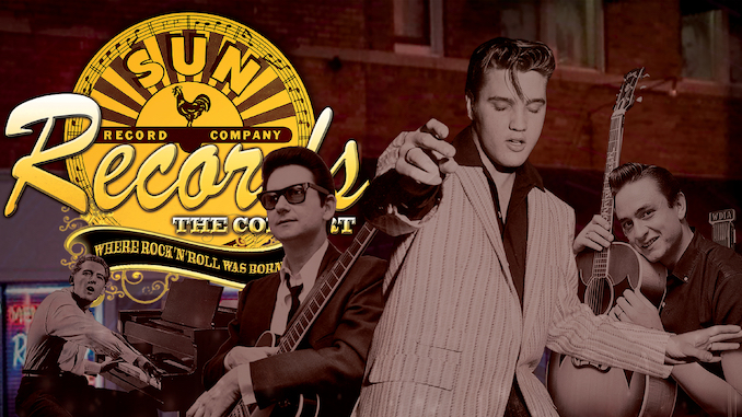 Sun Records The Concert poster