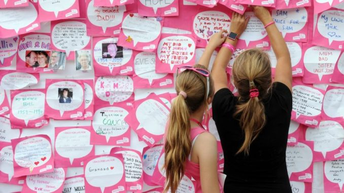 Cancer Research Race for Life at Tatton Park