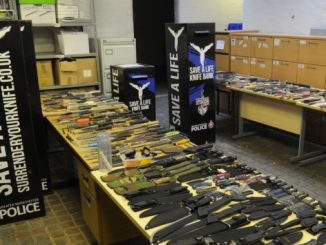 Manchester Knife amnesty