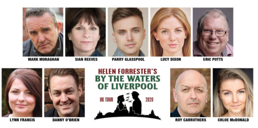By The Waters of Liverpool at Stockport Plaza cast