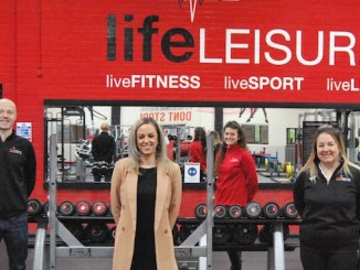 Life Leisure fitness staff