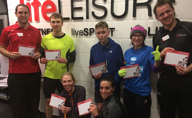 Life Leisure helping with new year regimes