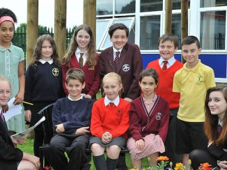 Primary pupils get a taste of big school at St Antony's