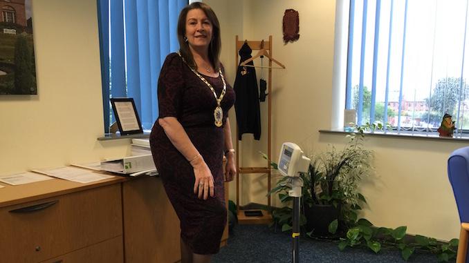 Councillor Olivia Hunter