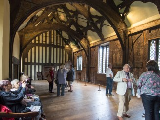 Bramall Hall restoration