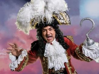 John Altman as Captain Hook