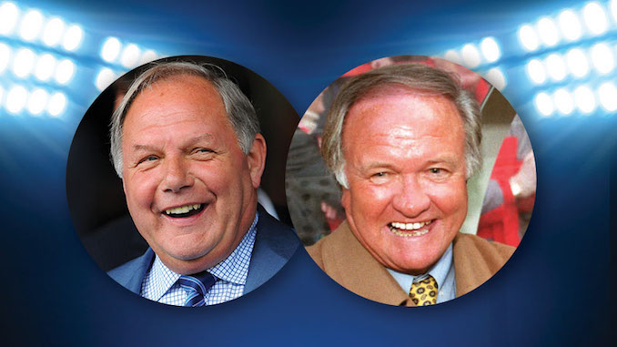 Barry Fry and Ron Atkinson