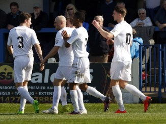Gainsborough 0, Stockport County 1
