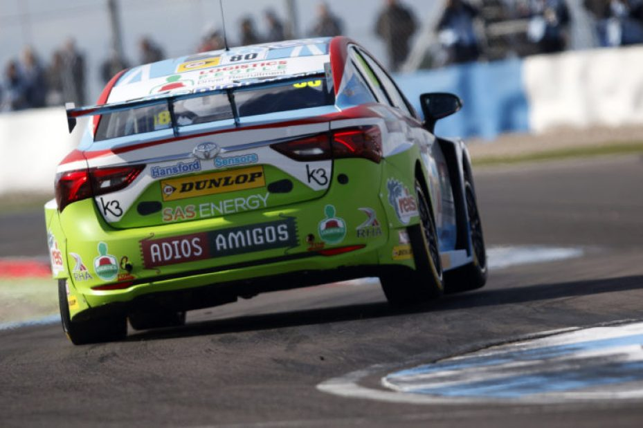 Tom Ingram, Speedworks Motorsport, Donington Park, Dunlop MSA British Touring Car Championship