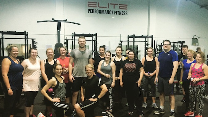 Gemma Atkinson helps celebrate Stockport gym's transformation