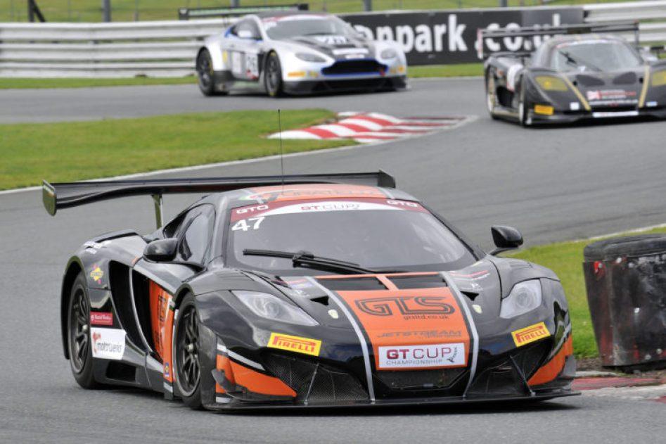 Graham Davidson, GT Cup, McLaren MP4/12