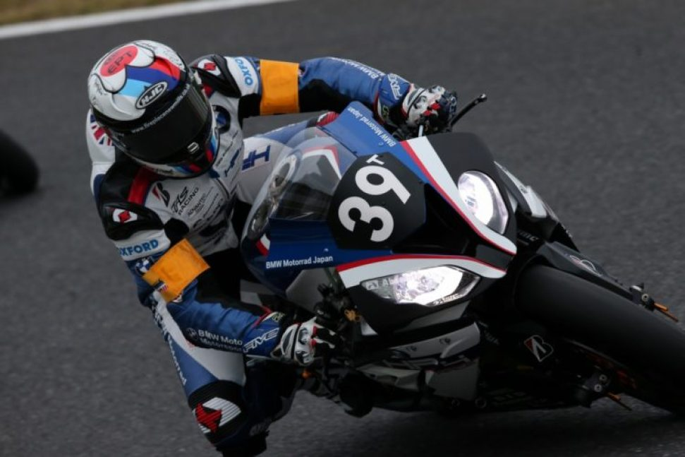 Christian Iddon, Suzuka, Japan