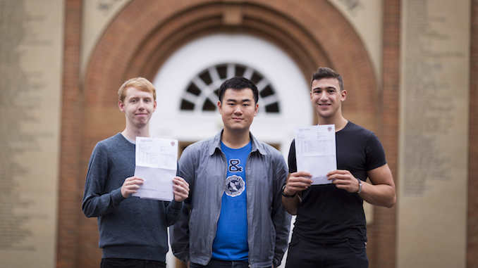 Manchester Grammar School A-level results: Record year for sixth-form pupils