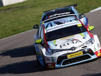 Tom Ingram, Speedworks Motorsport, Rockingham