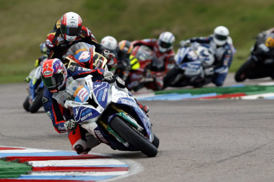 Adam Jenkinson, Superstock 1000, Thruxton