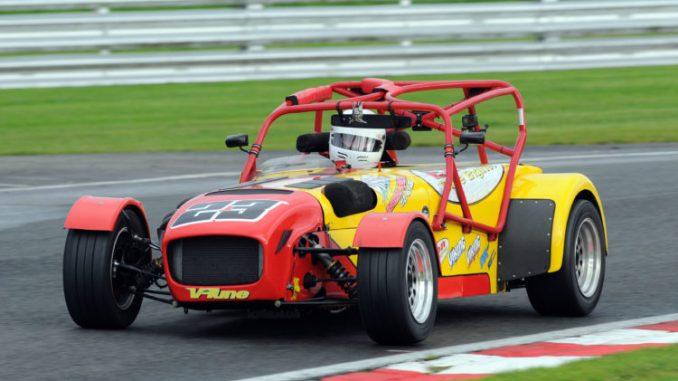 Nicholas Grindrod, CSCC, Oulton Park
