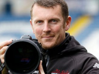 Stockport County photographer, Mike Petch