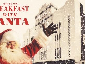 Breakfast With Santa at Stockport Plaza