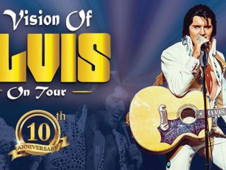 A Vision of Elvis poster