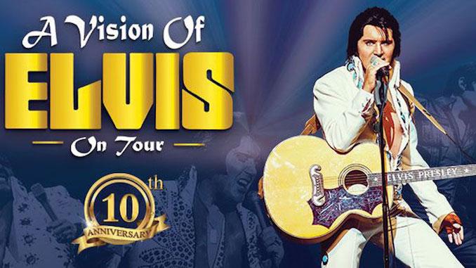 A Vision of Elvis poster