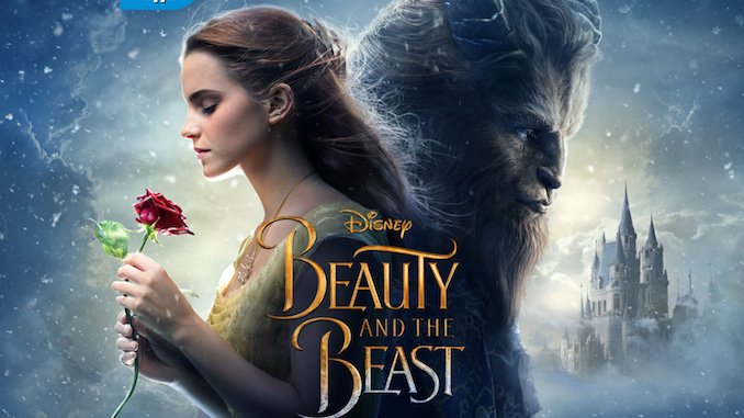 Beauty and the Beast at Stockport Plaza