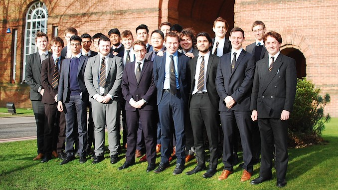 The MGS pupils who have offers from Oxbridge