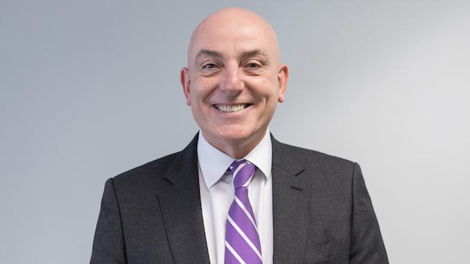 Vernon Building Society CEO Steve Fletcher