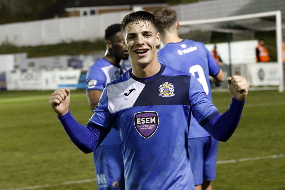 Chorley 1-1 Stockport County: Hatters guarantee play-off spot with away draw