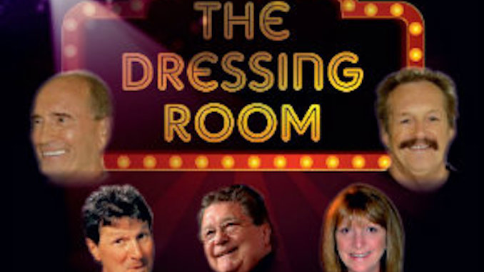 The Dressing Room at Stockport Plaza poster