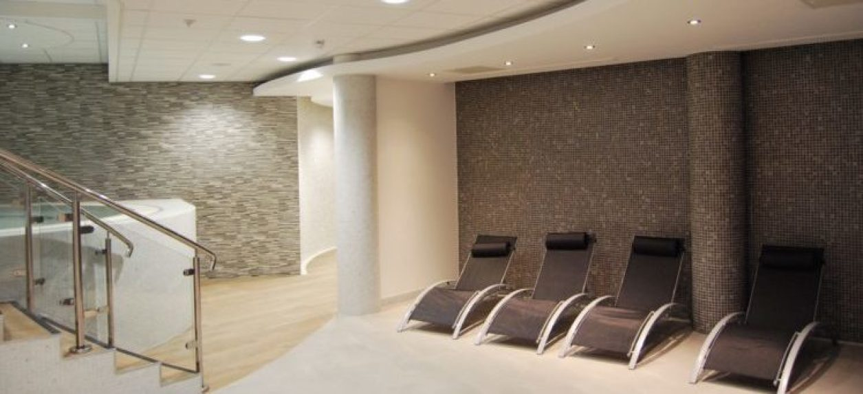 Grand Central's new health spa