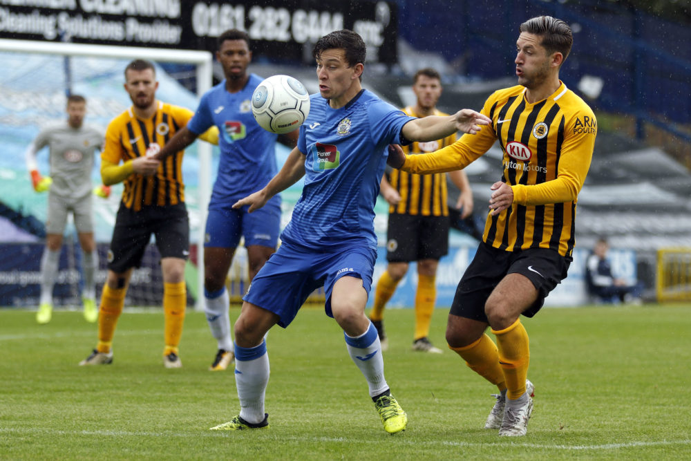 Connor Dimaio, Stockport County 0-2 Boston United