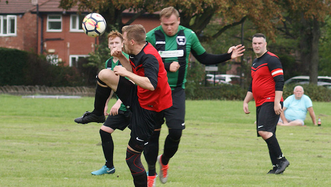 Lancashire and Cheshire AFL: Waterloo put nine past Wythenshawe Town in cup