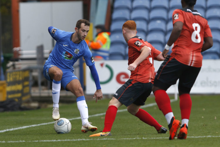 Stockport County 2-2 Nuneaton Borough: Hatters let game slip away