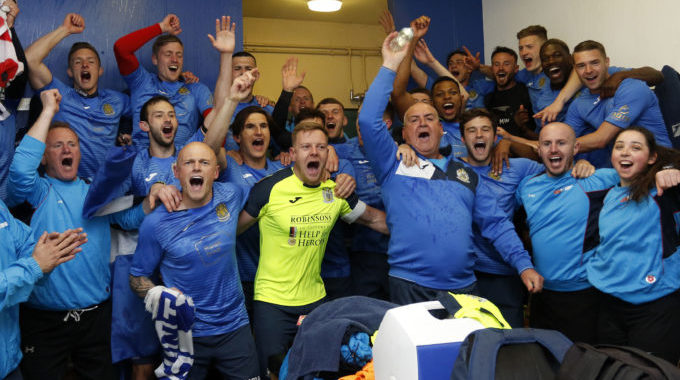 Stockport County crowned National League North champions