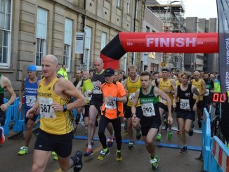 Big Stockport Run 2018