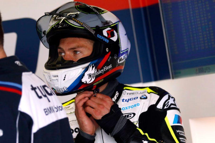 Christian Iddon. Bennetts British Superbike Championship, Donington Park