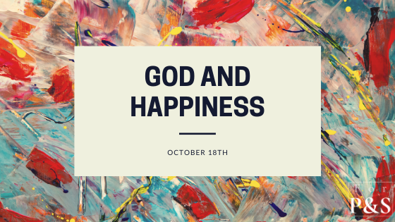 God and our Happiness