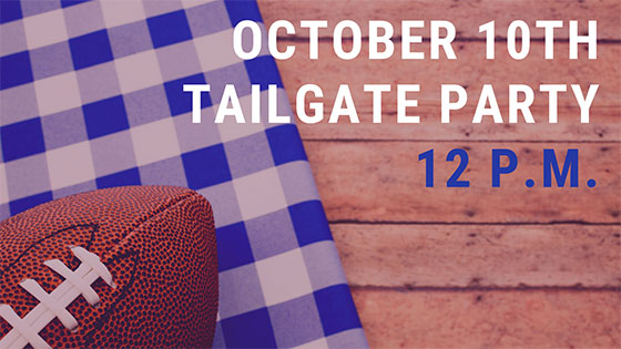 Church Tailgate Party