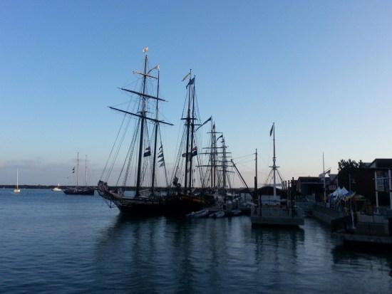 Dana Point Harbor Tall Ships by southocbeaches.com