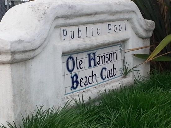 San Clemente Ole Hanson Beach Club by SouthOCBeaches.com