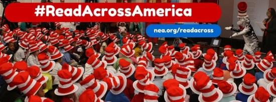 Read Across America by NEA.org
