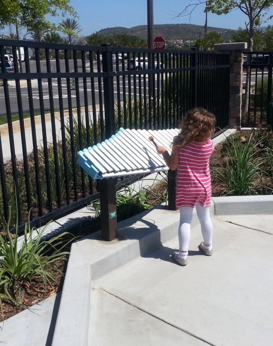 Courtney's Sensory Garden San Clemente by SouthOCBeaches.com